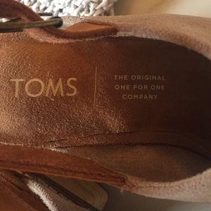 c22c6176c6c Toms Shoes - Toms Leila slingback mule